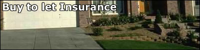 Insurance on a buy to let property