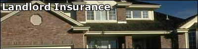 Let property insured under landlord insurance